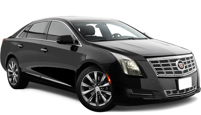 Cadillac XTS sedan, Limo service  is a full-size luxury sedan for your airport and business transportation needs.