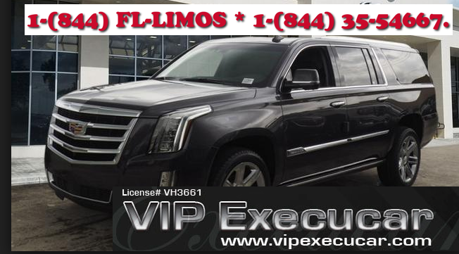 Hire our new Cadillac Escalade limo rental for your next special event. !00% Premier Luxury transportation